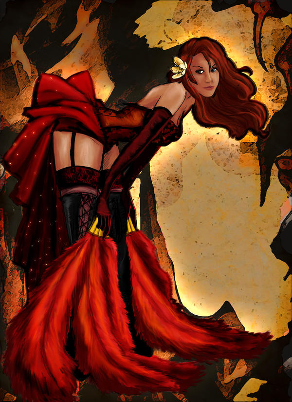 Candice Hales by Red-Sakura