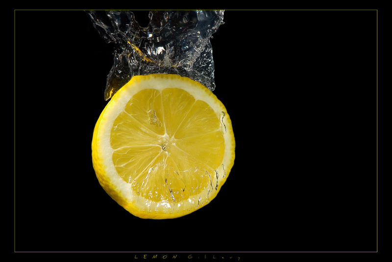 LEMON by Gil-Levy