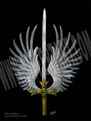 Winged Sword by siffert