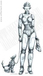 Robots by siffert