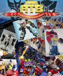 Concurso - 10 anos da ATB by siffert