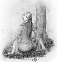 Elf Lady by siffert