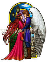 Fantasy Couple - color by siffert