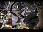 Batman and Spiderman (request)
