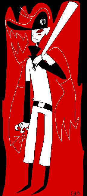 Devil by zim8pikalove