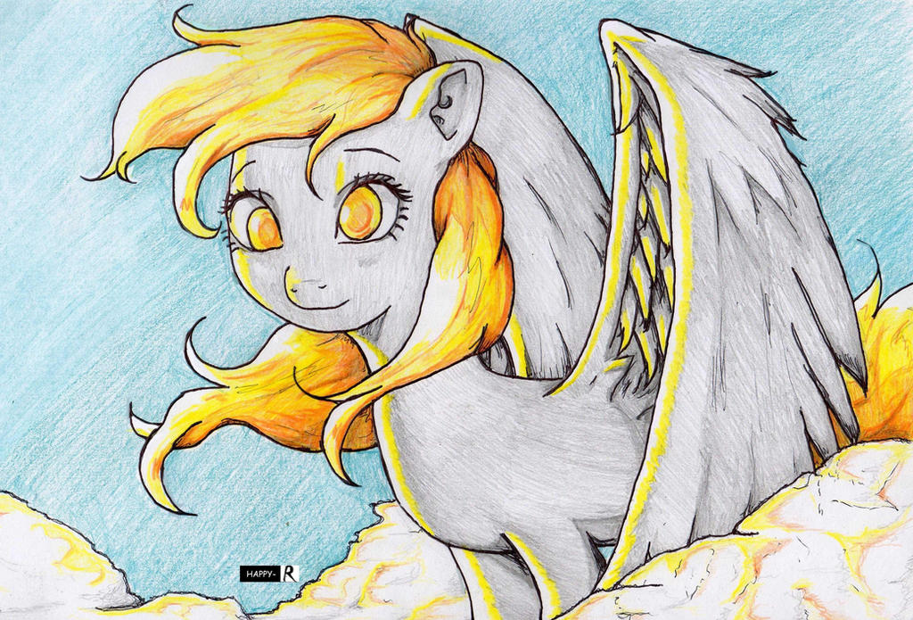 Derpy Hooves by Happy-R