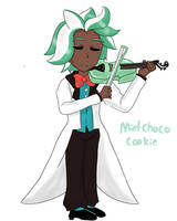 Mint Choco Cookie by Moonstar2314