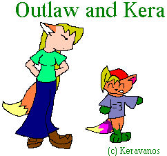 Outlaw and Kera