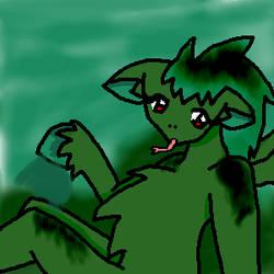 Anthro Jersey Devil