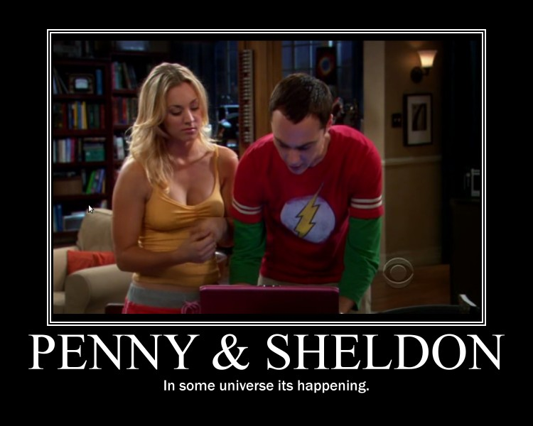 do penny and sheldon ever hook up