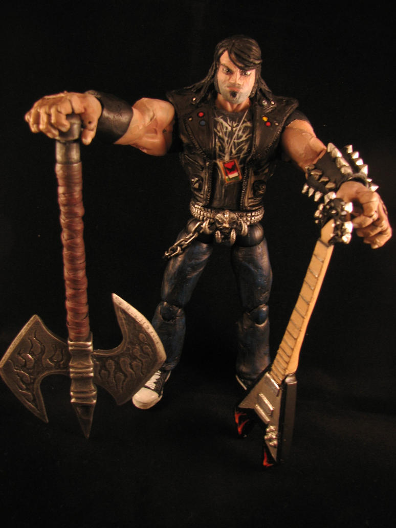 eddie riggs brutal legend by ebooze