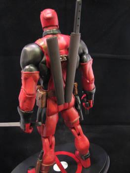 deadpool custom 12 inch figure