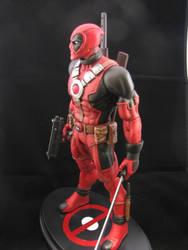 deadpool custom 12 inch figure again