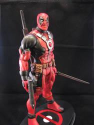 deadpool custom 12 inch figure another veiw agian