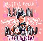LEELAH ALCORN by wunking