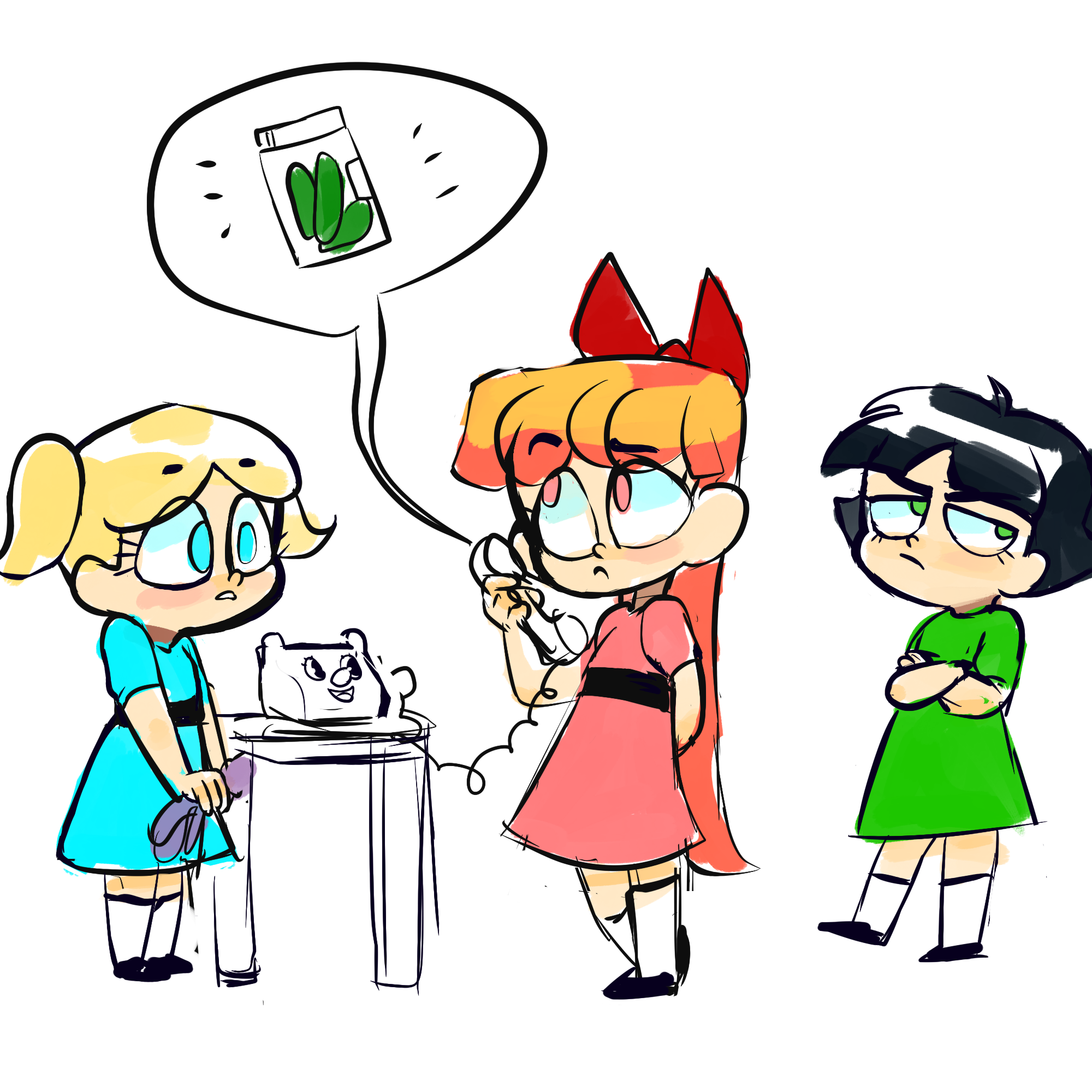 PPG! by wunking