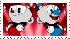 Cuphead stamp by clairecantswim