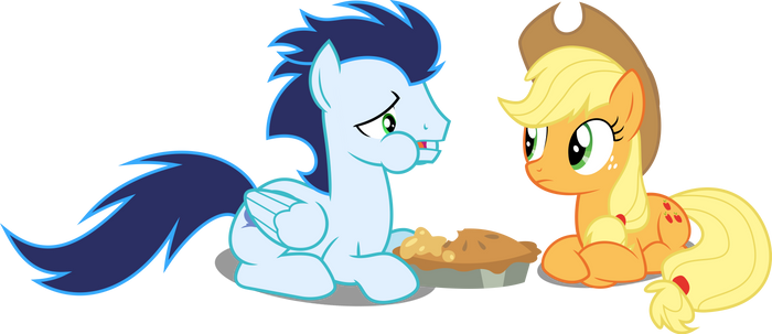 Conversation over Apple Pie