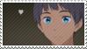 Free! Iwatobi Swimclub: Nitori Stamp by Kijiree