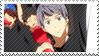 Free! Iwatobi Swimclub: Nitori Stamp #2 by Kijiree