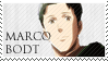 Marco Bodt Stamp #2 by Kijiree