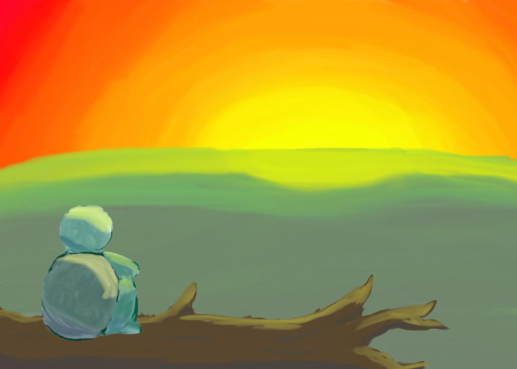 Sunrise by Mulunia