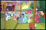Super Duper Party Ponys
