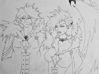 Azote and Fem Azote (EZOTA) -request- by Rikien