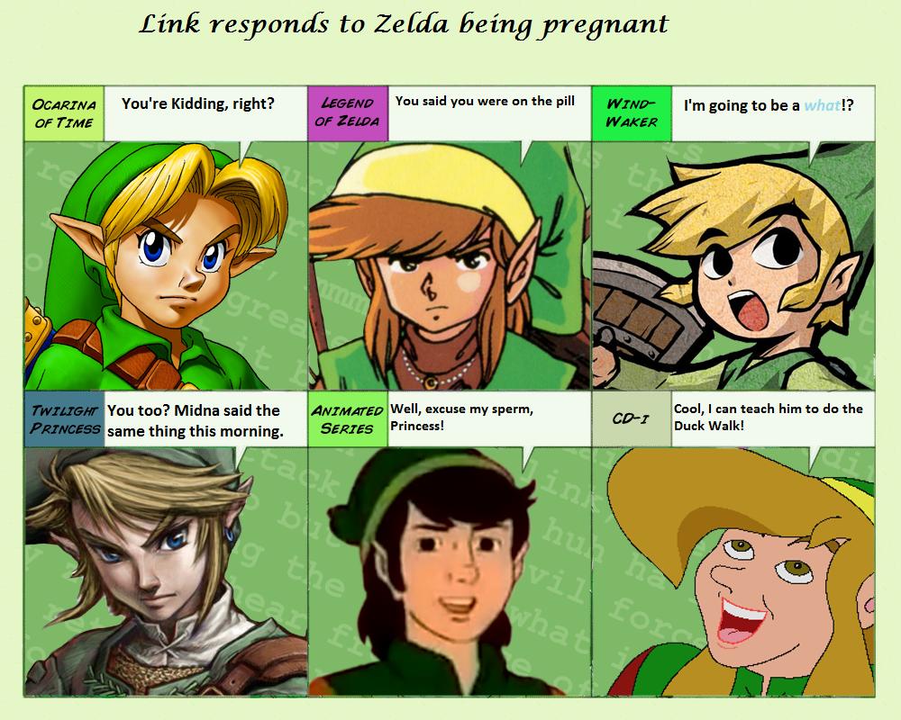 Pregnant Link 91