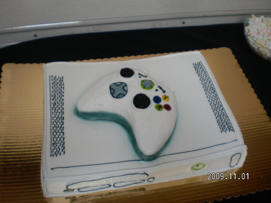 xbox wedding cakes xbox 360 wedding cake by methosvaldir on deviantart 27676