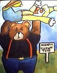 Big Bear-Mountebank by nunheh