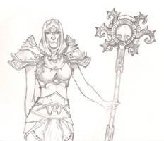 Morganalefey - World of Warcraft - WIP 20/03/2013