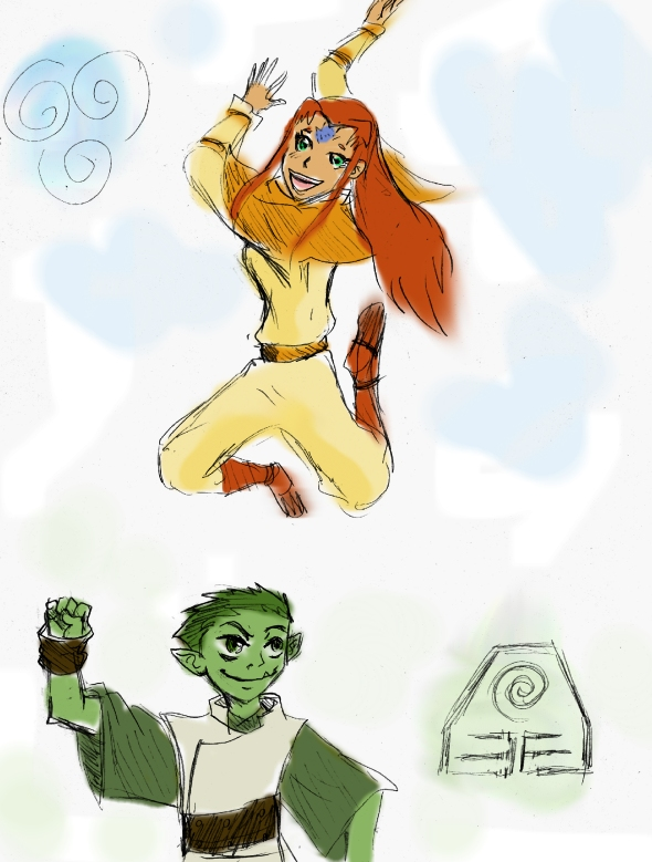 Teen Titans - Avatar By Servantsofjustice On Deviantart-7591