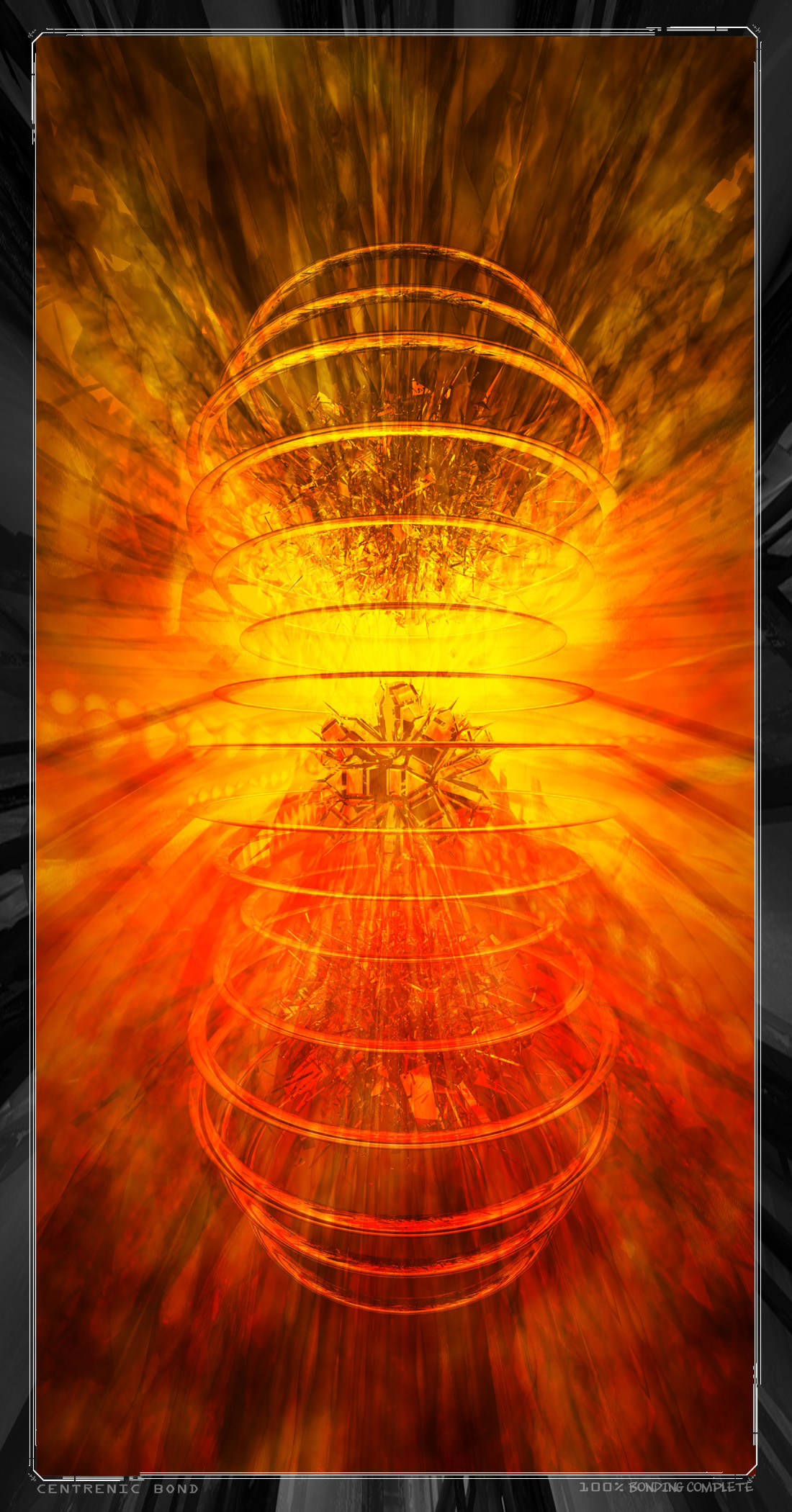 .-'Centrenic Bond'-, by xgod-0