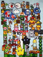 Mario by leseldur