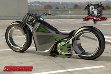 Ballistic Motorcycle Projects