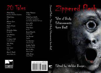 Zipper Flesh cover art by nebu