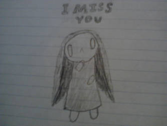 Atashi Misses You by DelilaRhettDevillier