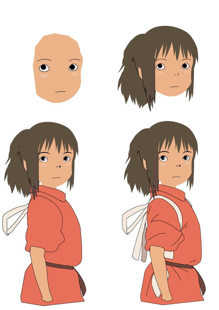 Character Design Studio : Ghibli character design by razielpc on deviantart