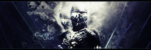 Crysis Signature by Chum162