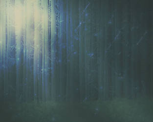 Forbidden Forest by Chum162