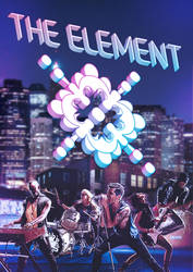 The Element Band Poster by Chum162