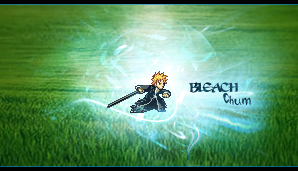 Bleach Sprite Signature by Chum162