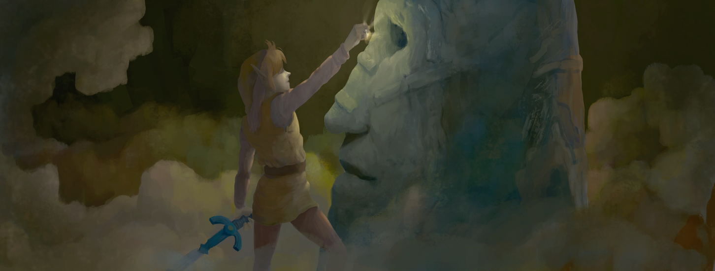 Zelda by Lovegrove