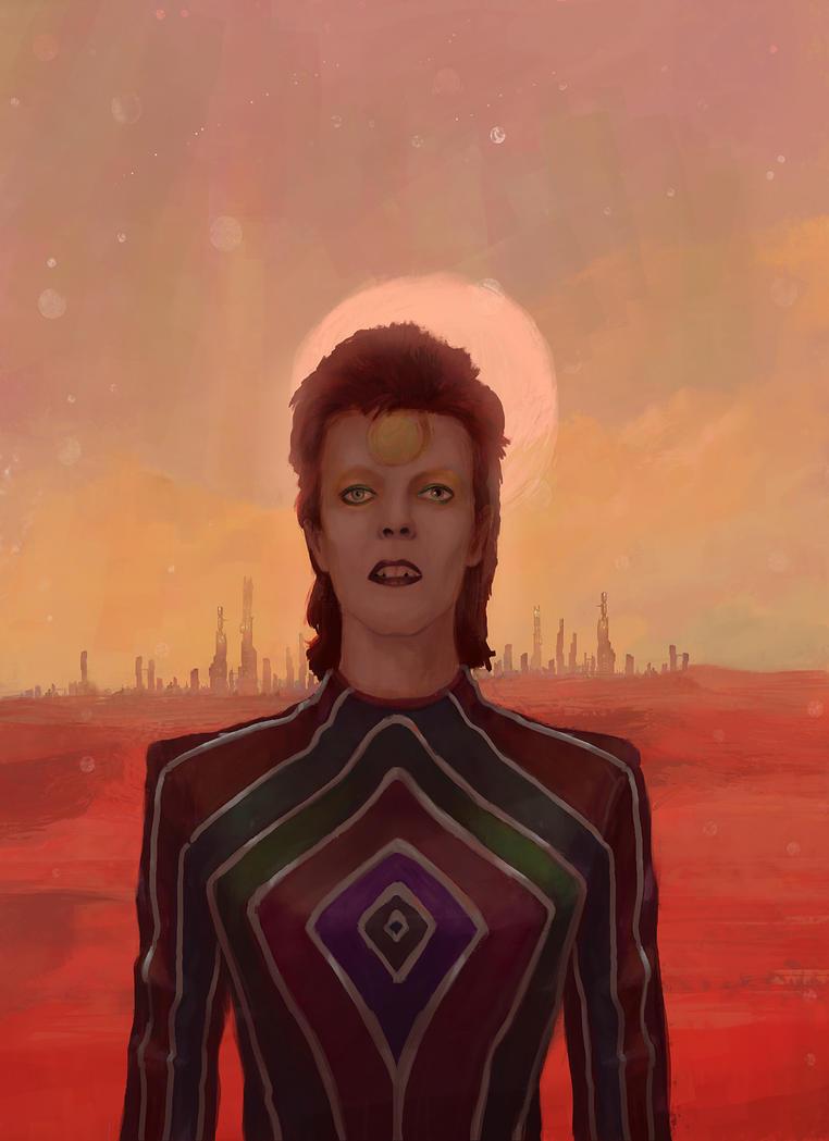 Starman by Lovegrove