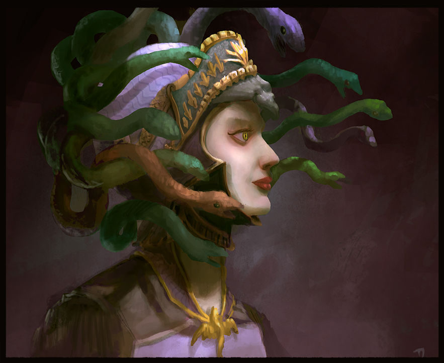 MedusaSmall by Lovegrove