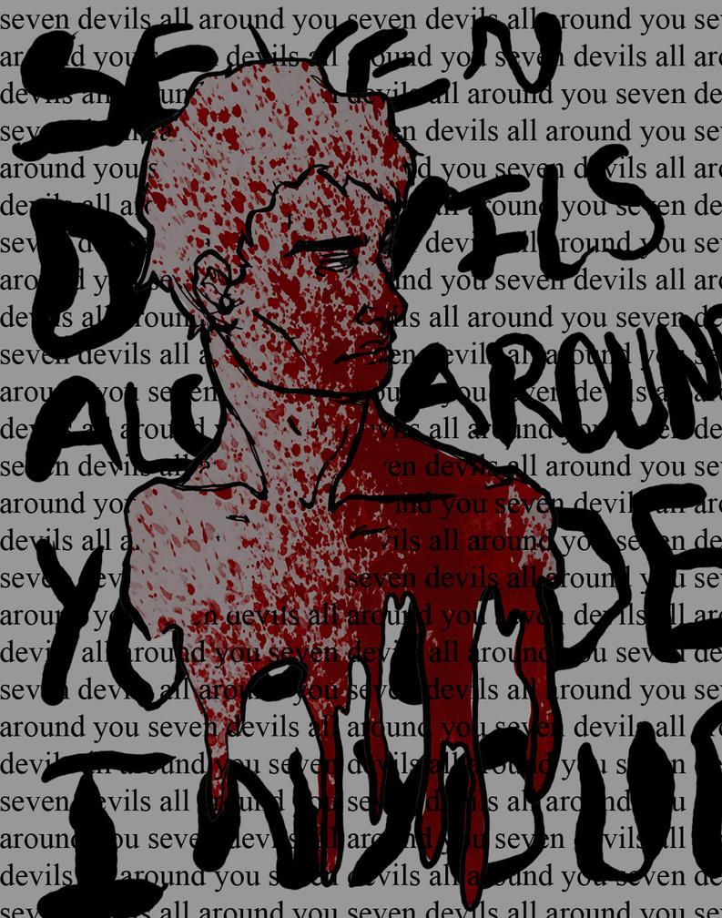 Sherlock 7 Devils by LiaTaylor