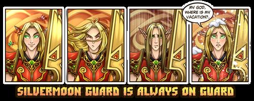 Guard by Tintariel