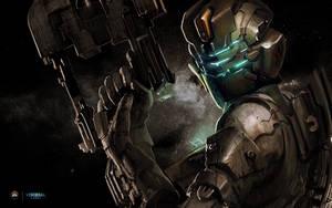 Dead Space 2 Wallpaper by CporsDesigns