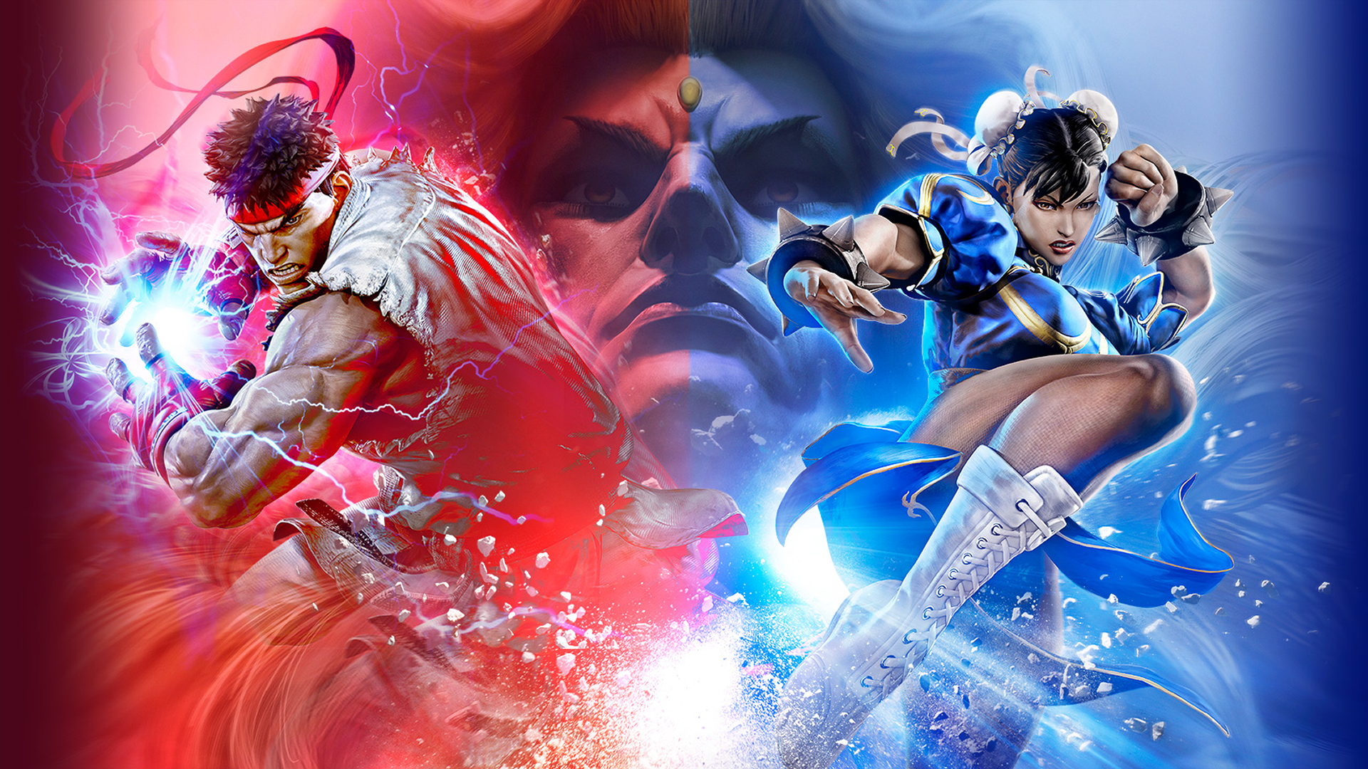 Street Fighter V Championship Edition Wallpaper By Cporsdesigns On